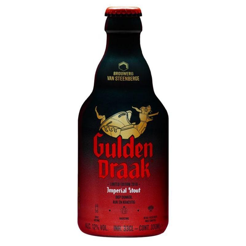Cerveja Gulden Draak Imperial Stout 330 ml