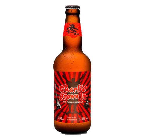 Cerveja Invicta Charlie Brown Jr 500 ml