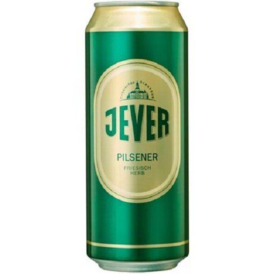 Cerveja Jever Pilsener Lata 500 ml
