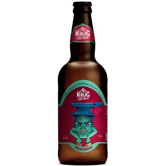 Cerveja Krug Remorso 500 ml