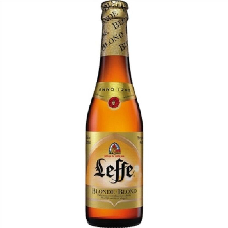 Cerveja Leffe Blond 330 ml