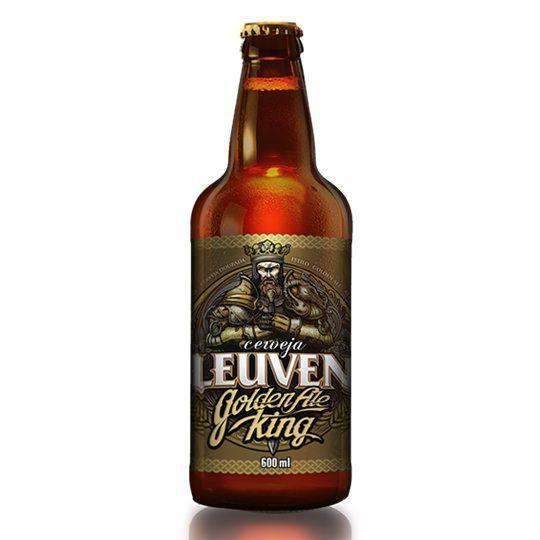 Cerveja Leuven Golden Ale 600 ml