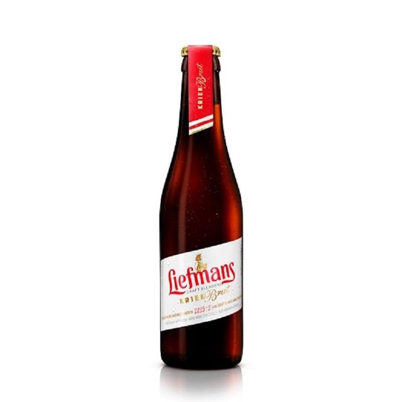Cerveja Liefmans Kriek Brut 330 ml