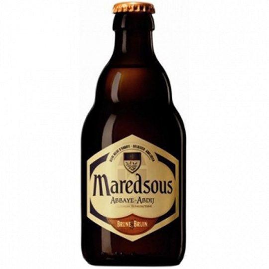 Cerveja Maredsous 8 Brune 330 ml