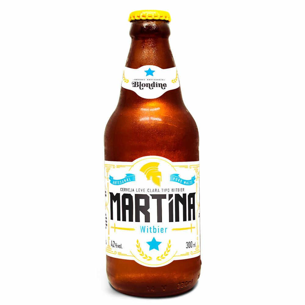 Cerveja Martina Witbier 300 ml