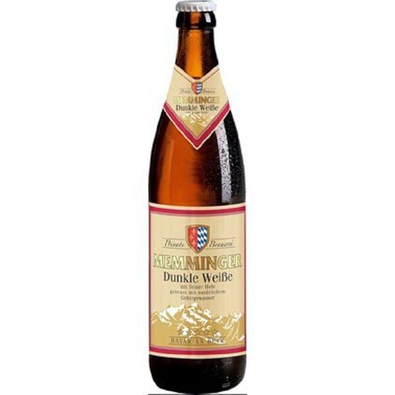 Cerveja Memminger Dunkle Weisse 500 ml
