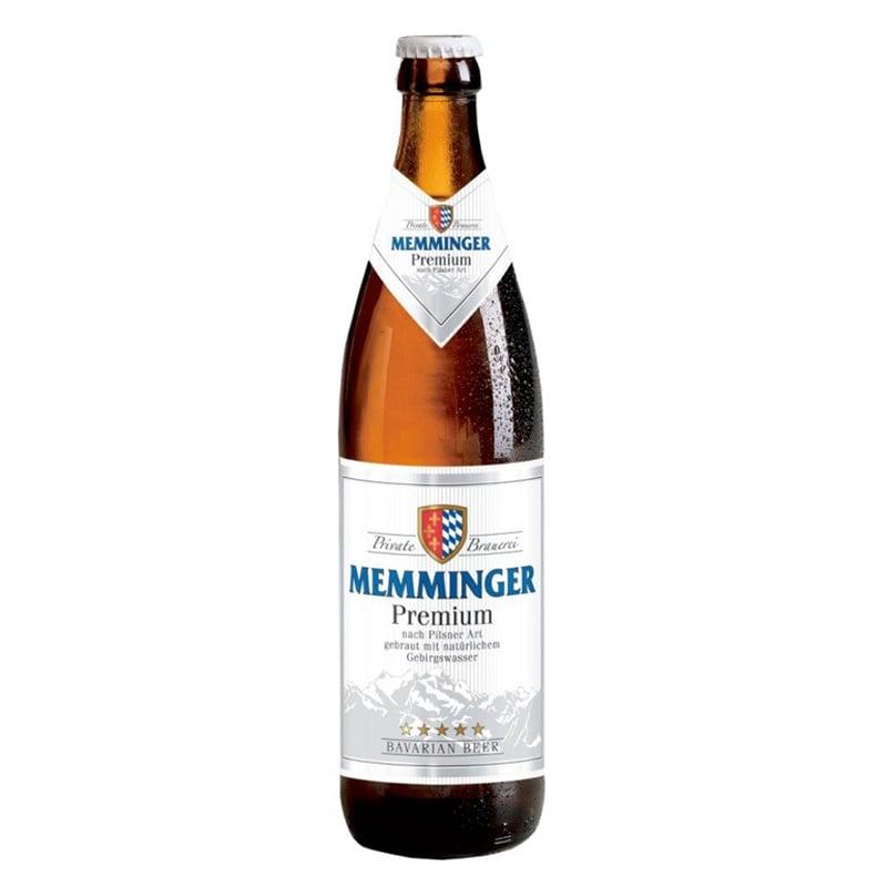 Cerveja Memminger Premium Pils 500 ml