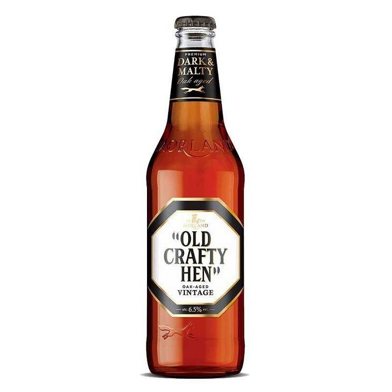 Cerveja Morland Old Crafty Hen Vintage 500 ml