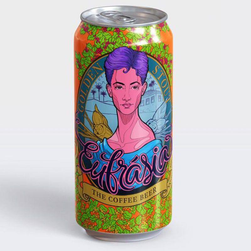 Cerveja Odisséia Eufrásia lata 473 ml