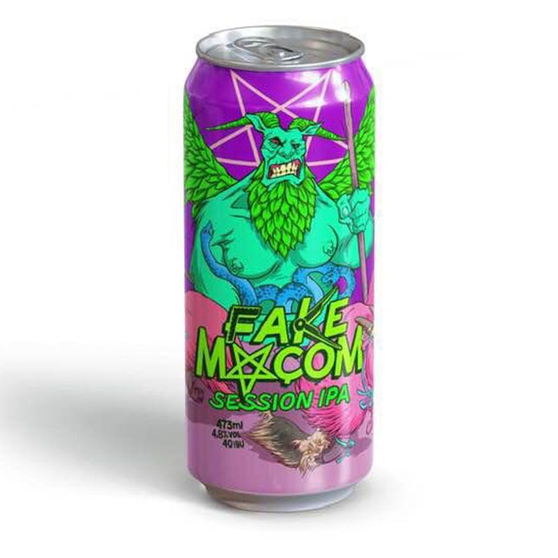 Cerveja Odisseia Fake Maçom lata 473 ml