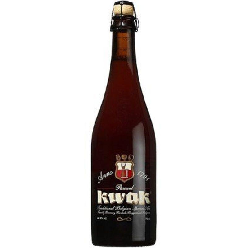 Cerveja Pauwel Kwak 750 ml