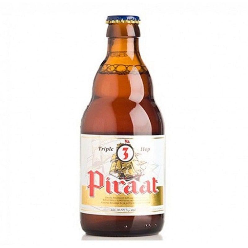 Cerveja Piraat Triple Hop 330 ml