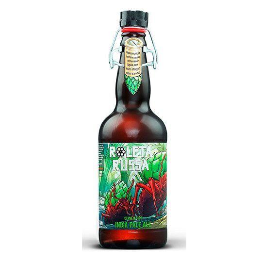 Cerveja Roleta Russa Ipa 500 ml