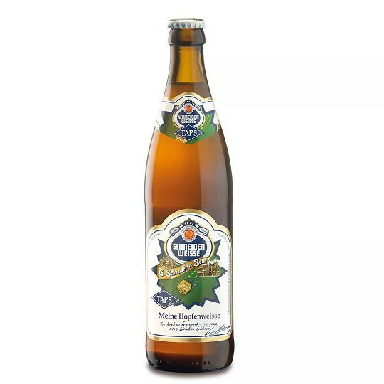 Cerveja Schneider Weisse Tap 5 Hopfenweisse 500 ml