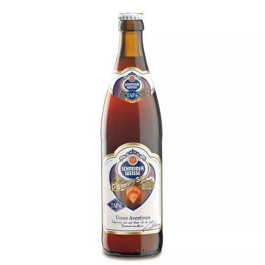 Cerveja Schneider Weisse Tap 6 Unser Aventinus 500 ml