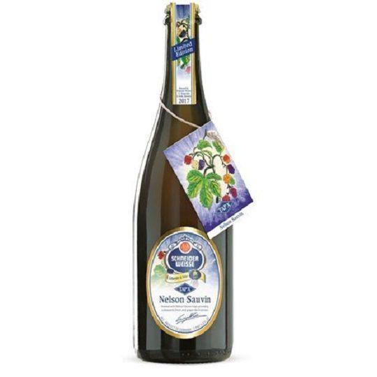 Cerveja Schneider Weisse Tap X Nelson Sauvin 750 ml