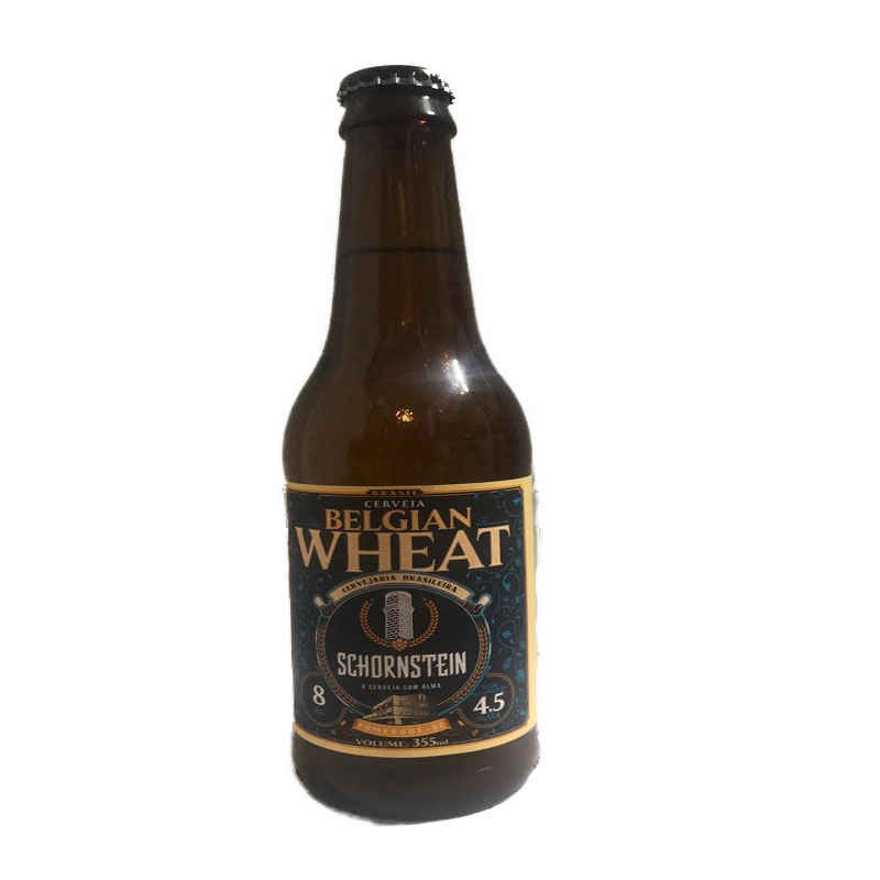Cerveja Schornstein Belgian Wheat 355 ml
