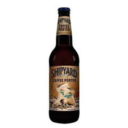 Cerveja Shipyard Coffee Porter 355 ml