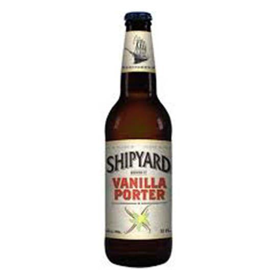 Cerveja Shipyard Vanilla Porter 355 ml