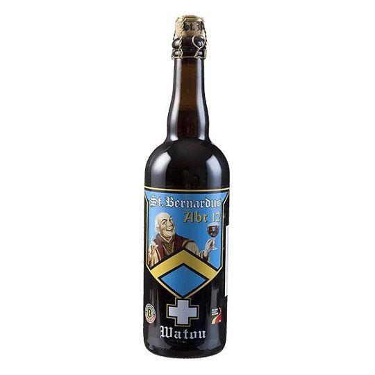 Cerveja St Bernardus Abt 12 750 ml
