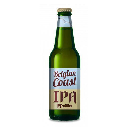 Cerveja St Feuillien Belgian Coast IPA 330 ml