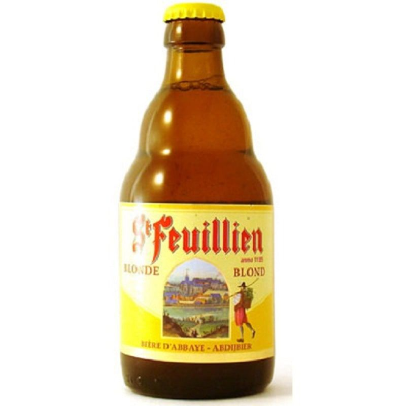 Cerveja St Feuillien Blond 330 ml