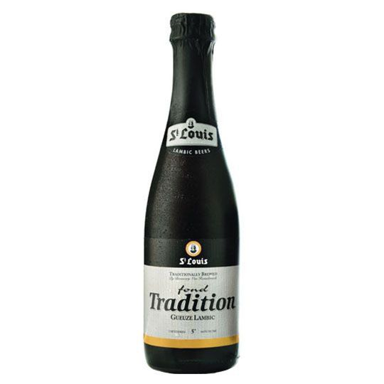 Cerveja St Louis Gueuze Fond Tradition 375 ml