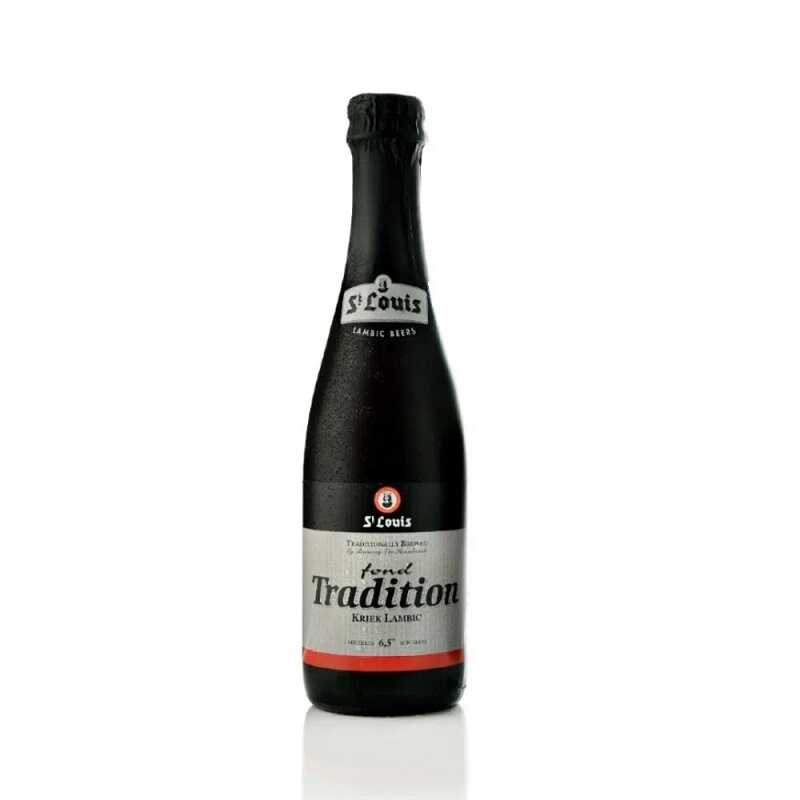 Cerveja St Louis Kriek Fond Tradition 375 ml