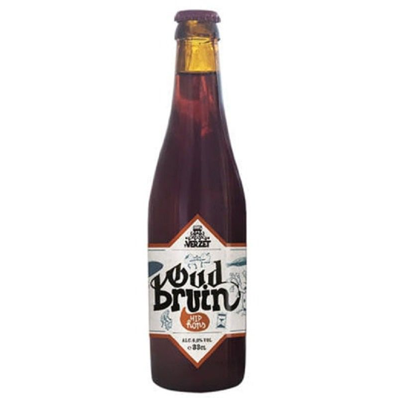 Cerveja T Verzet Oud Bruin 330 ml