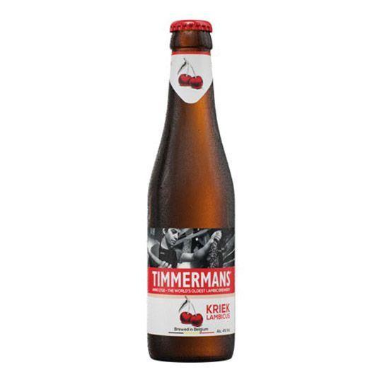 Cerveja Timmermans Kriek Lambicus 250 ml