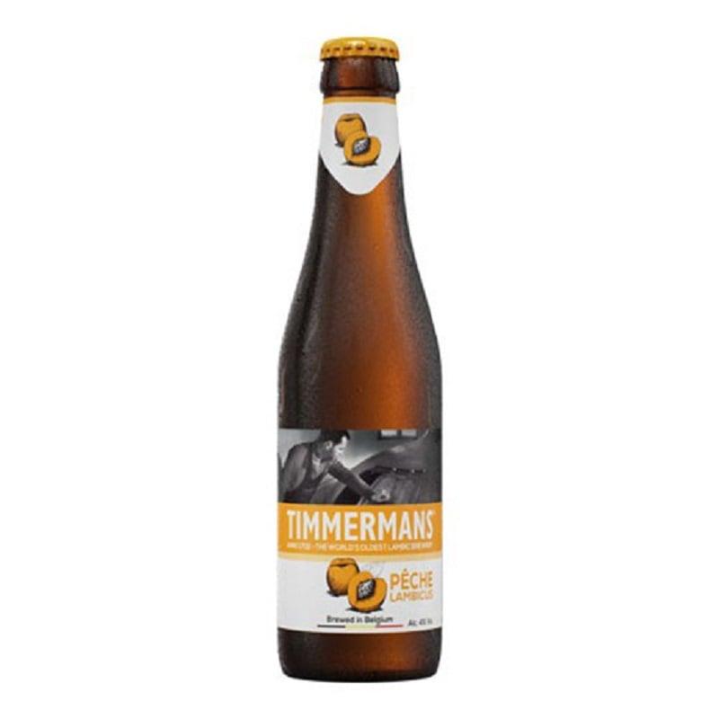 Cerveja Timmermans Peche Lambicus 250 ml