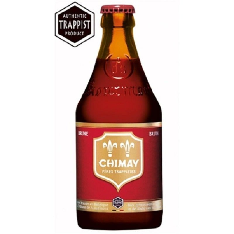Cerveja Trapista Chimay Red Cap 330 ml