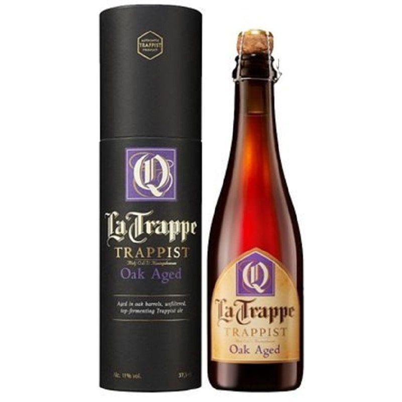 Cerveja Trapista La Trappe Quadrupel Oak Aged 375 ml