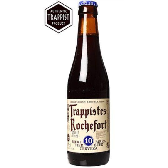 Cerveja Trapista Rochefort 10 330 ml