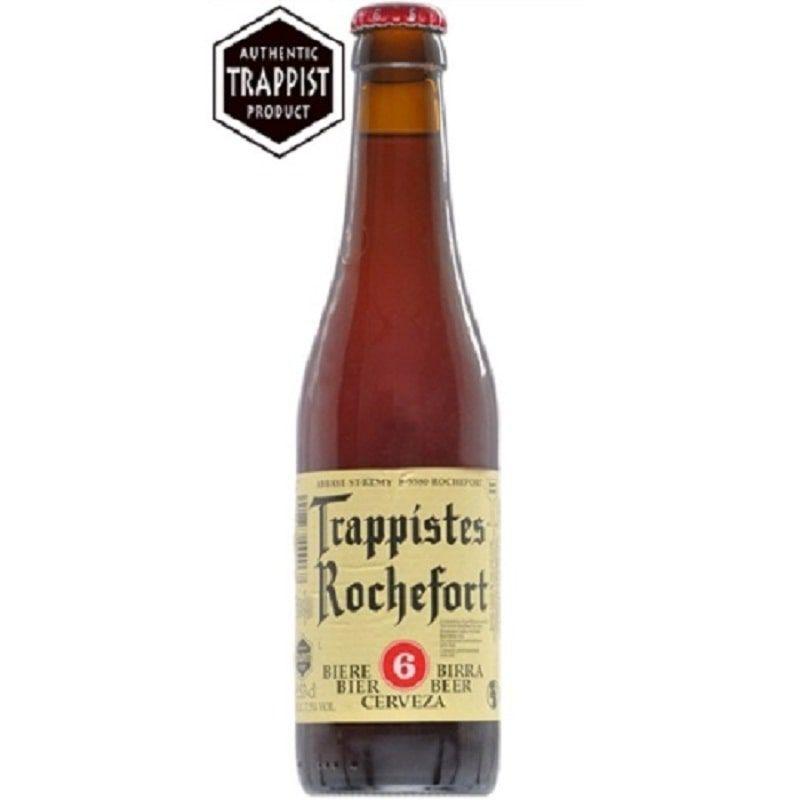 Cerveja Trapista Rochefort 6 330 ml