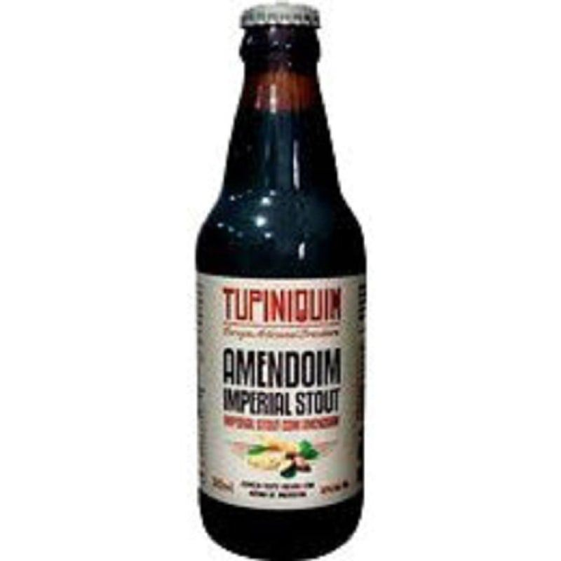 Cerveja Tupiniquim Amendoim Imperial Stout 310 ml