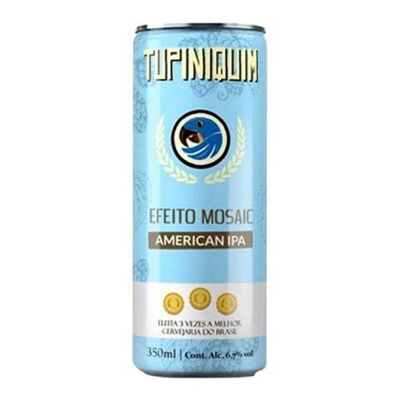 Cerveja Tupiniquim Efeito Mosaic Lata 350 ml