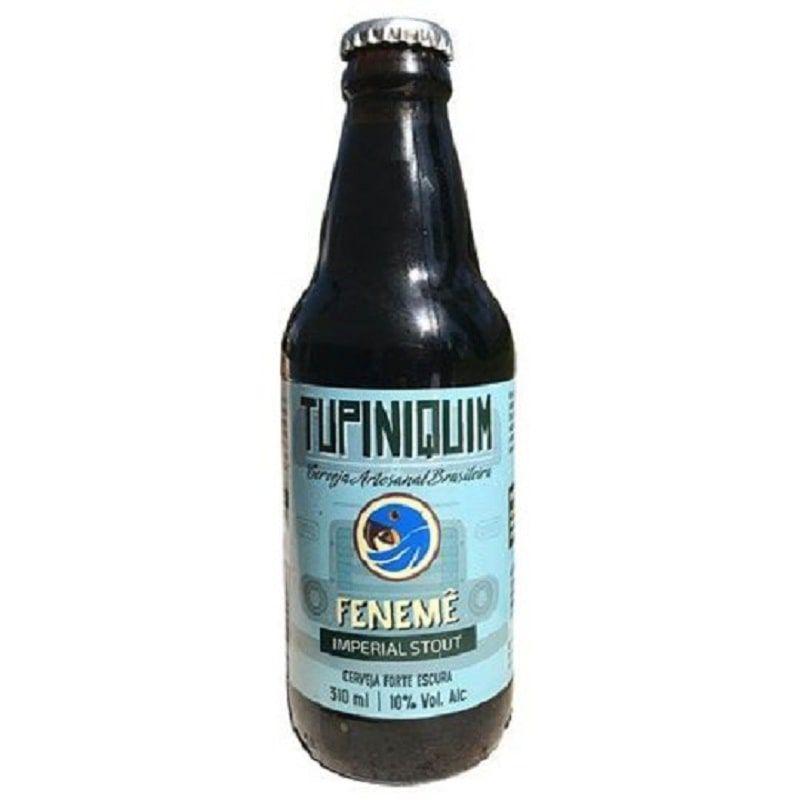 Cerveja Tupiniquim Feneme Imperial Stout 310 ml