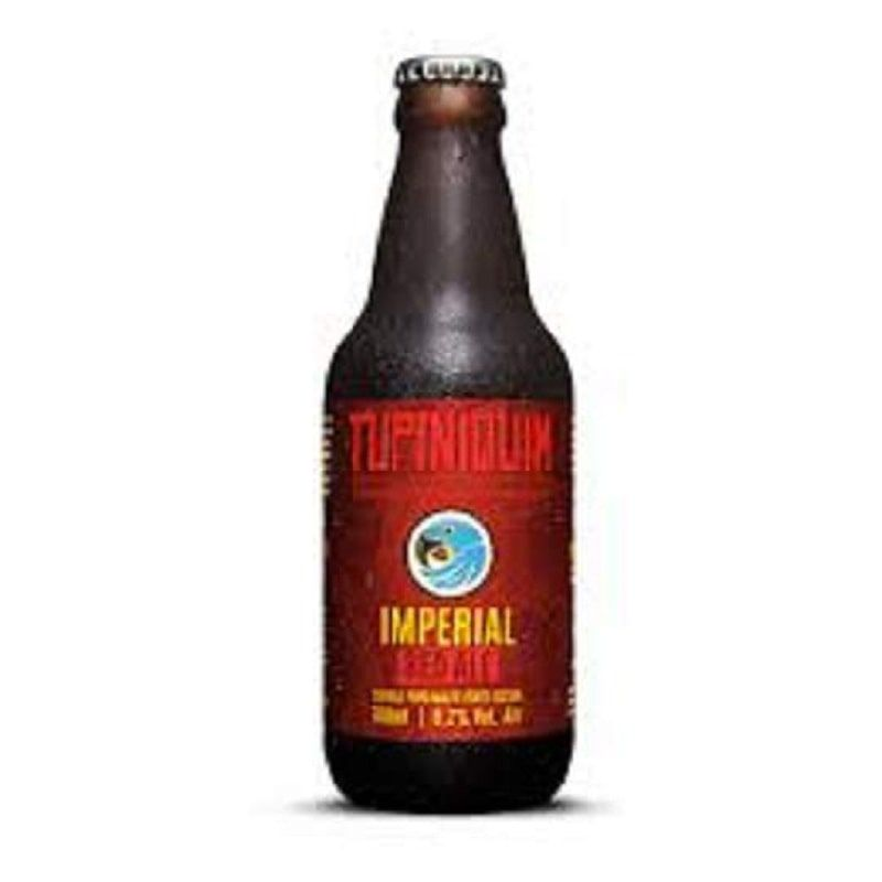 Cerveja Tupiniquim Imperial Red Ale 310 ml