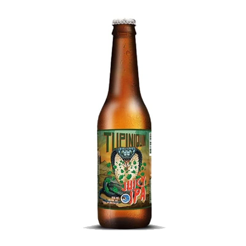 Cerveja Tupiniquim Juicy Ipa 350 ml