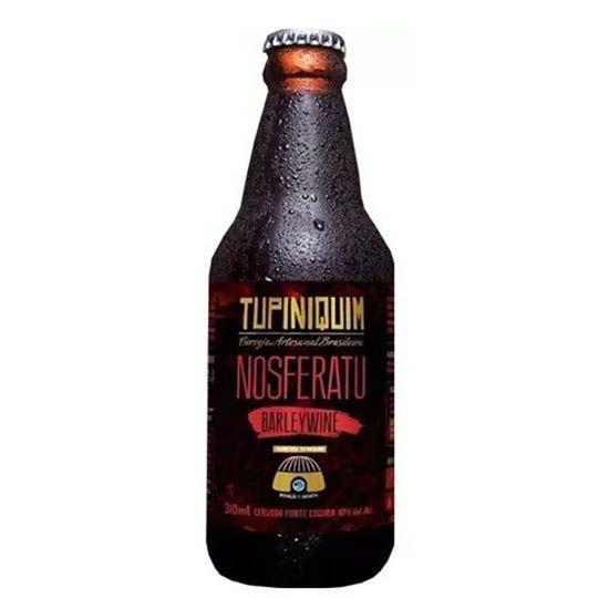 Cerveja Tupiniquim Nosferatu 310 ml