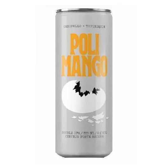 Cerveja Tupiniquim Polimango Ipa Lata 350 ml