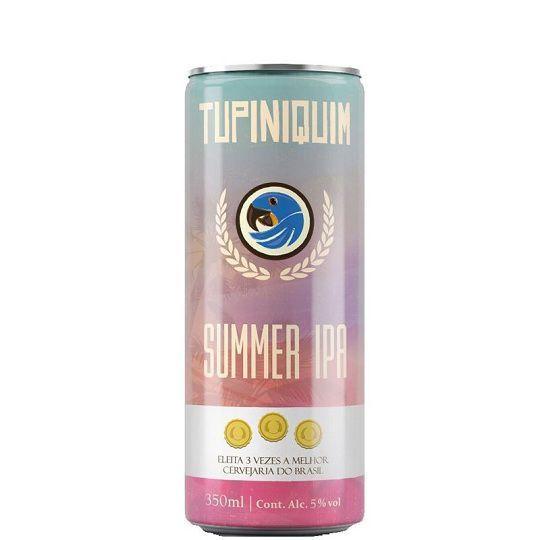 Cerveja Tupiniquim Summer Session Ipa Lata 350 ml