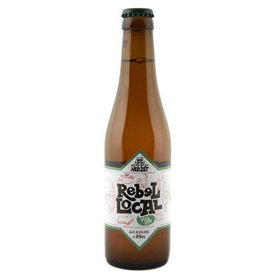 Cerveja T Verzet Rebel Local 330 ml