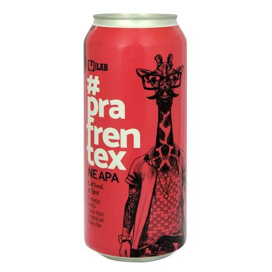 Cerveja Urbana Pra Frentex NE APA Lata 473 ml