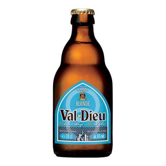 Cerveja Val-Dieu Blonde 330 ml