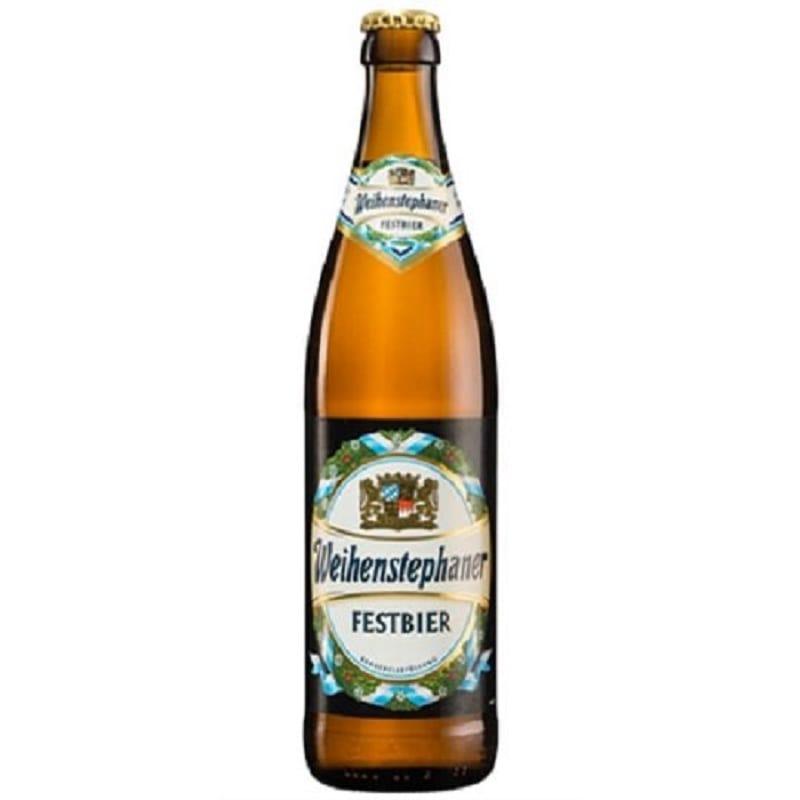 Cerveja Weihenstephaner Festbier 500 ml