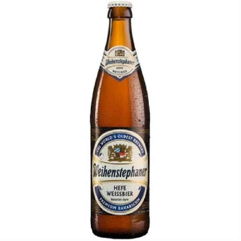Cerveja Weihenstephaner Hefeweissbier 500 ml