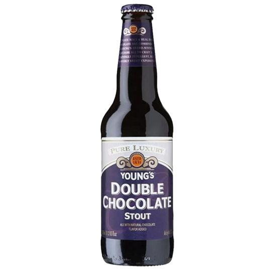 Cerveja Youngs Double Chocolate Stout 330 ml