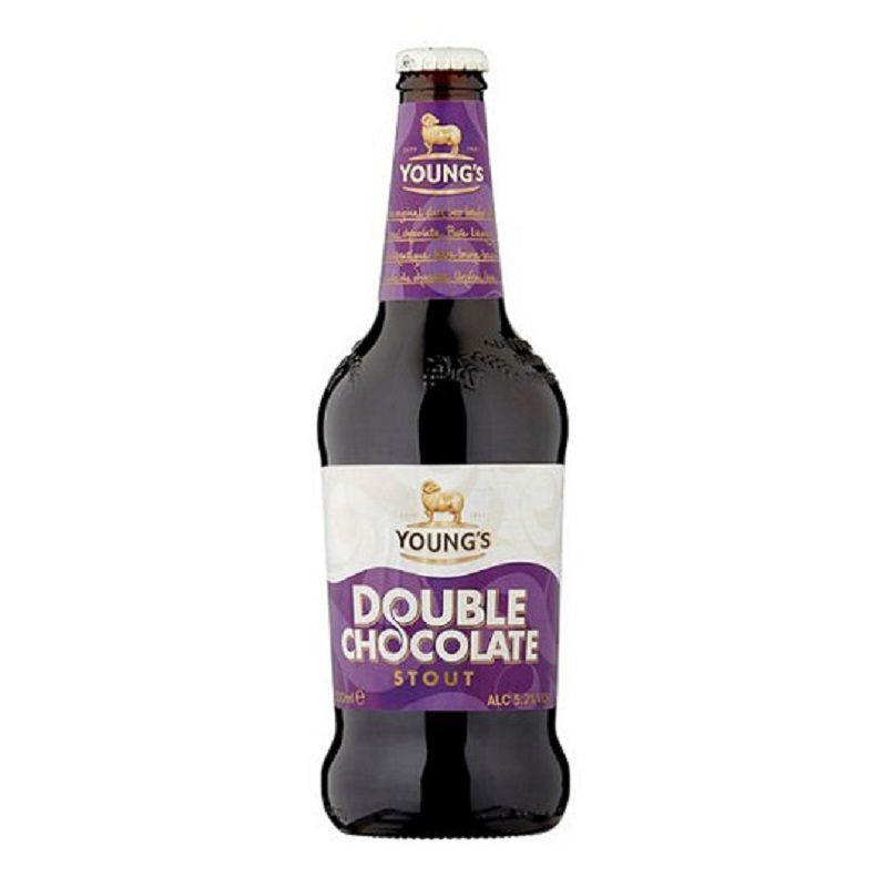 Cerveja Youngs Double Chocolate Stout 500 ml